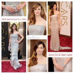Chicas de Oscar 2014