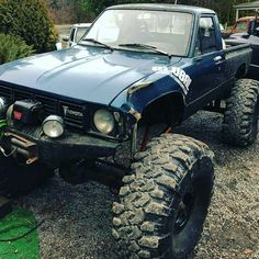- Off-road Toyota Toyota Pickup 4x4, Toyota Trucks, Lifted Ford Trucks, Jeep Truck, Mini Trucks, Diesel Trucks, Cool Trucks, Pickup Trucks, Toyota 4runner