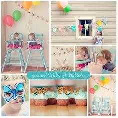 inspirations pour la déco d'une fête d'anniversaire