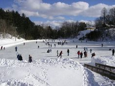 Petoskey Winter Sports Park for Winter Fun