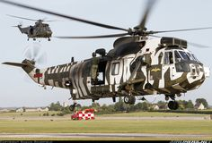 Westland Sea King HC4 aircraft picture