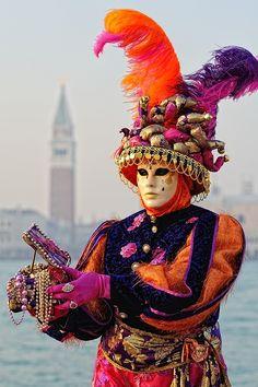 Disfraz | Venetian Mask/Dress