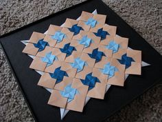 origami quilt - for @marguerite botting