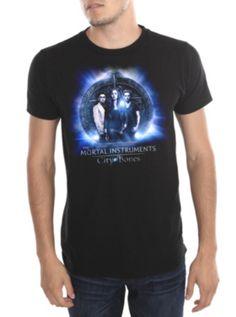 The Mortal Instruments: City Of Bones Trio T-Shirt
