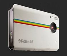 Have you ever dreamed to have your pictures after you taken them instantly ? With the Polaroid Digital Instant Print Camera, it never easier. Your dreams comes true! Features a 10 MP digital camera and a 3.0-inch bright color LCD for viewing images and a SD memory card slot compatible for expanded memory up to 32GB. Available in black or white.