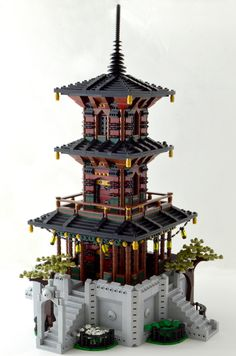 ~ Lego MOCs Fantasy ~ WZ14 The People's Victory at Qarkyr | A build for the Kaliph