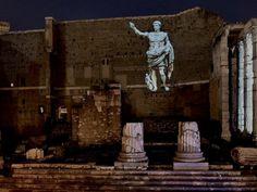 ARTE.IT online MAPPARE l'ARTE IN ITALIA notizie e informazioni con scheda personale profilo, click grazie: Saranno le pietre a raccontare, attraverso un allestimento di luci e suoni e grazie alla voce di Piero Angela.