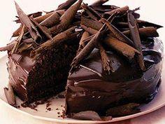 Tort de ciocolata- varianta 4