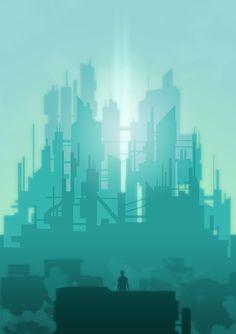 """The first light of Metropolis"" Art Print by Budi Satria Kwan on Society6."