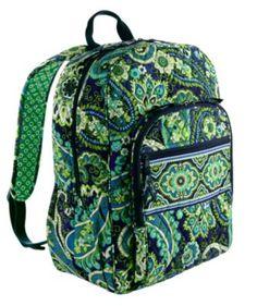 Love this new Vera Bradley backpack!