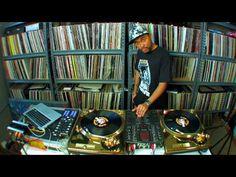 Turntablist legend DJ Craze Performs on Traktor Scratch Pro and Kontrol X1 5X DMC World Champion!!!!