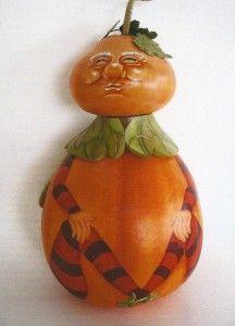 Pumpkin Fairy Gourd