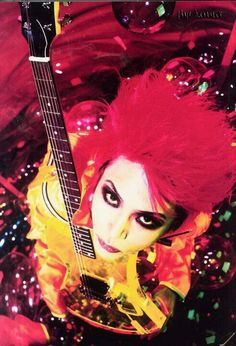 hide from X-Japan. The Pink Spider.