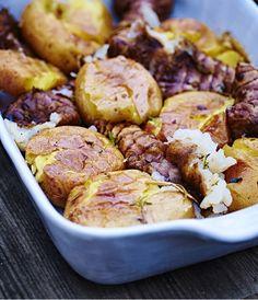 10 opskrifter med kartofler til kartoffel-elskere