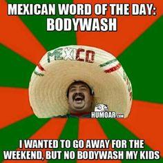 No bodywash my kids....lmao
