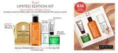 Skin Saver Kit