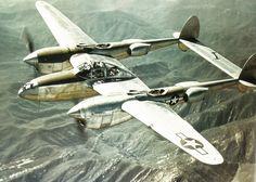 Vintage Aircraft P Lightning Ww2 Aircraft, Fighter Aircraft, Military Jets, Military Aircraft, Air Fighter, Fighter Jets, Lockheed P 38 Lightning, Air Festival, Ww2 Planes