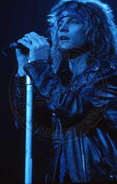 Jon Bon Jovi circa 1991