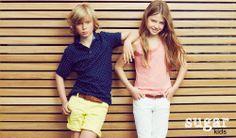 Laura Y Sagar  de Sugar Kids Para Massimo Dutti