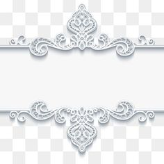 Continental exquisite three-dimensional pattern white border, Continental, Fine, Three-dimensional PNG and Vector 1 Clipart, Photo Clipart, Modelo Logo, Bling Wallpaper, Camera Art, Border Pattern, Graphic Design Projects, Texture Art, Picture Design