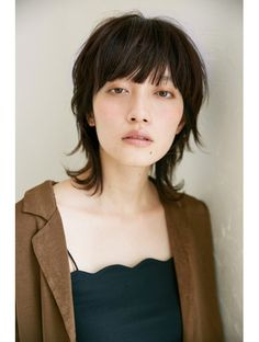 Short Hair With Bangs, Short Hair With Layers, Short Hair Cuts, Short Hair Styles, Short Hairstyles For Women, Hairstyles With Bangs, Girl Hairstyles, Hair Inspo, Hair Inspiration