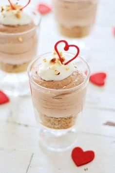 You Guys, Here Is Nutella Cheesecake Mousse