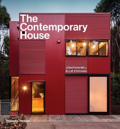 The Contemporary House. This look at new ideas in city living showcases seventy of the world's most innovative or extreme residences. Nordic Design, Urban Design, Invention And Innovation, Building Art, Urban Architecture, Modern City, City Living, Townhouse, Home And Family