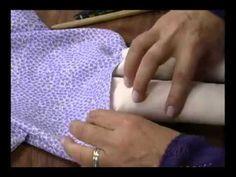 Artemaniacriar: Boneca de Pano com molde e passo a passo