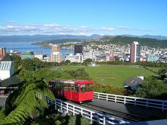 Check out the best tours and activities to experience Wellington Cable Car. Don't miss out on great deals for things to do on your trip to Wellington! Reserve your spot today and pay when you're ready for thousands of tours on Viator. New Zealand North, Visit New Zealand, New Zealand Travel, Auckland, Fiji, The Places Youll Go, Places To Visit, Trains, Wellington New Zealand