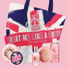 concours ensemble-cadeaux The Body Shop pour maman