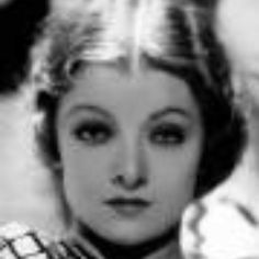 Fuzzy picture but Estelle Getty,also known as sophia..this looks like Myrna Loy.