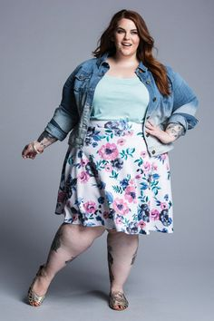 plus size clothing modeled by plus size models - Google Search