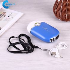 Portable Mini USB Desk Humidification Cooler Cooling Fan Home Office Outdoor Travelling Handheld Fan Ventilateur