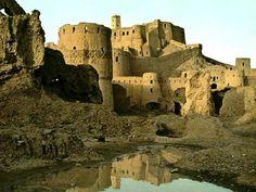 Citadel fortress of Bam - Kerman, Iran