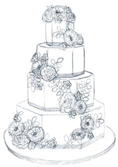 Help Plan a Million-Dollar Wedding! Vote Now for the Brides Live Wedding Cake