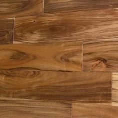 Casabella Asian Walnut Hardwood Flooring