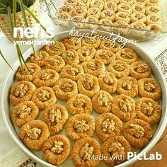 Nefis Bülbül Yuvası Tatlısı - Nefis Yemek Tarifleri Cake Recipe Using Buttermilk, Greek Pastries, Apple Pie, Cake Recipes, Deserts, Breakfast, Ethnic Recipes, Brioche Bun, Food