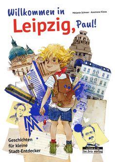 Willkommen in Leipzig, Paul!: Paul zieht mit seinen Eltern nach Leipzig. Bei Seinen Ausflügen lernt er ganz besondere Einwohner kennen: Herrn Pinselflitzer, das Eichhörnchen aus dem Clara-Zetkin-Park, Conny Lachsack, die Jutebeutelratte aus Connewitz, die streitenden Eiszapfen Klatsch & Tratsch und sogar den großen Dichter Johann Wolfgang von Goethe. Sie alle sind sehr freundlich. Doch dann merkt Paul, dass ihm etwas in Leipzig fehlt. Irgendetwas ganz Wichtiges. Johann Wolfgang Von Goethe, Comic Books, Freundlich, Comics, Fictional Characters, Park, Short Stories, Leipzig, Gossip
