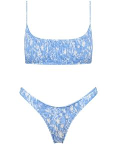 2020 Women Swimsuits Bikini Polyester Swimsuit Damensch Underwear Push Up Two Piece Swimsuit 1900 Bathing Suits Cute Bikinis, Cute Swimsuits, Two Piece Swimsuits, Women Swimsuits, Strappy Crop Top, Crop Top Bikini, Blue Bikini, Bikini Set, Bandeau Bikini