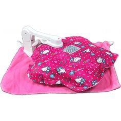 Cette jolie bouillotte idéale pour les jeunes filles leur apportera de la chaleur en hiver, tout en se sentant rassurées avec leur amie Hello Kitty !