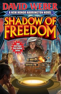 "A quick review of the military science fiction book, ""Shadow of Freedom"" by David Weber. This is part of the Honor Harrington (Honorverse) series."