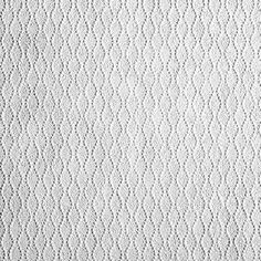 Lovely Paintable Wallpaper | Patent Decor 3D Dot Ogee Paintable Wallpaper | YLiving
