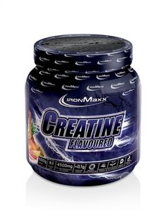 IronMaxx Nutrition Creatine Flavoured