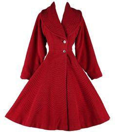 Coat 1950s 1stdibs.com