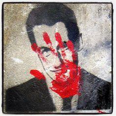 Hollande's hand