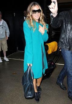Sarah Jessica Parker's fashion hits