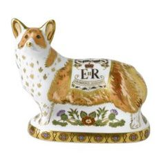 corgi souvenir for the Diamond Jubilee