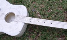 fouche guitar Acoustic Guitar, 3d Printing, Creative, Outdoor Decor, Prints, Design, Impression 3d, Acoustic Guitars