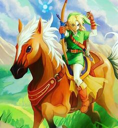#oot ocarina of Time ❤