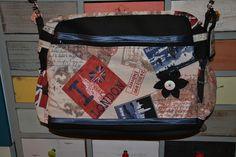 CheRRy's World: Tasche ALLESKÖNNER als Mega Laptop Tasche